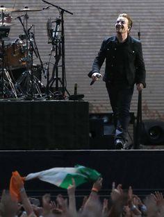 U2 -Dublin Irlande 22/07/2017
