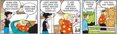 Hi and Lois Comic Strip for August 09, 2014 | Comics Kingdom