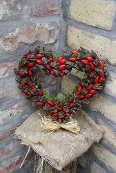 47d2d28cac46e78956e8933ff59fbe07 All Things Christmas, Christmas Time, Christmas Crafts, Christmas Decorations, Holiday Decor, Autumn Decorating, Fall Decor, Deco Floral, Floral Design