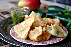 Jalapeno Popper Dumplings