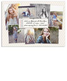 Patricia Retro Senior 7x5 Flat Card - Miller's Design Market