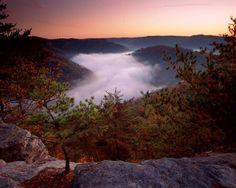 Red River Gorge / Kentucky Natural Bridge State Park