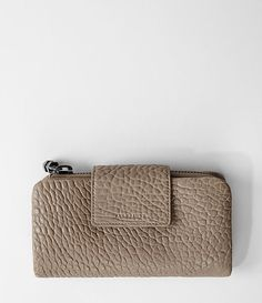 Womens Japanese Wallet (Cement) | ALLSAINTS.com