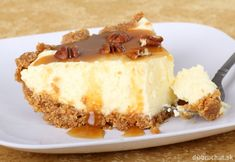 Postres - Desserts - Aunt Peggy's Cheesecake with Praline Topping Recipe Cheesecake Vanille, Caramel Cheesecake, Cheesecake Cookies, Paula Deen Cheesecake Recipe, Desserts Caramel, Protein Cheesecake, Food Cakes, Cupcake Cakes, Cupcakes