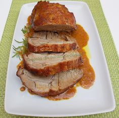 Pork Recipes, Food And Drink, Dishes, Christmas, Pork, Xmas, Tablewares, Flatware, Weihnachten