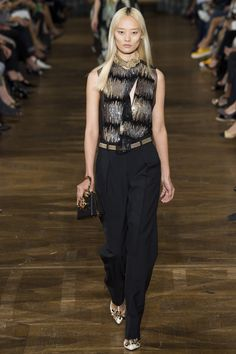 Lanvin Spring/Summer 2017 Ready-To-Wear Collection