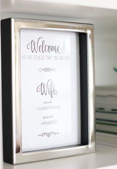visual meringue: wifi sign free printable