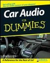 Car Audio For Dummies:Book Information - For Dummies