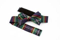 Green and Navy Tartan Boys Bow Tie by littlejohnneckwear on Etsy Boys Bow Ties, Tartan, Bows, Navy, Creative, Green, Handmade, Stuff To Buy, Vintage
