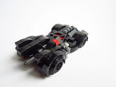 Arkham Asylum Batmobile | Ever since it made its first appea… | Flickr