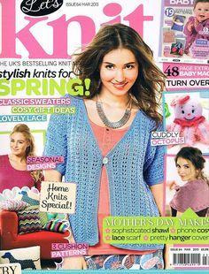 Knitt issue64 2013 - 紫苏 - 紫苏的博客