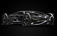 Future Transportation - Cadillac Aera