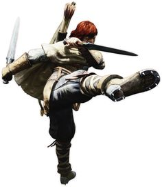 View an image titled 'Strider Art' in our Dragon's Dogma art gallery featuring official character designs, concept art, and promo pictures. D D Characters, Fantasy Characters, Fantasy Warrior, Fantasy Art, Dungeons And Dragons Ranger, Dragon's Dogma, Character Art, Character Design, Human Pictures