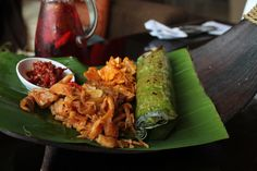 Nasi Sembrada (Indonesian Traditional Food)