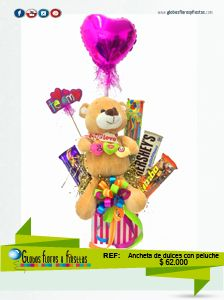 Globos, Flores y Fiestas Catering, Diy And Crafts, Basket, Teddy Bear, Valentines, Candy, Christmas Ornaments, Toys, Holiday Decor