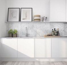 Image result for VOXTORP kitchen white mallorca