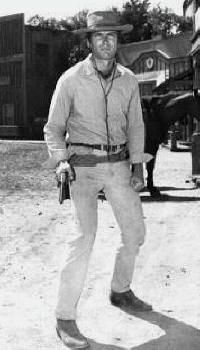 CLINT EASTWOOD - Rawhide Photos