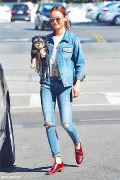 TOP CELEBRITY #OOTD OF THE WEEK: MARCH 7 TO 13, 2015 | Fashion - Personal Stylist | Stylebible.ph