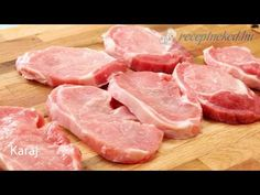 Tepsis sült karaj - YouTube Beef, Cooking, Recipes, Youtube, Food, Dinners, Meat, Baking Center, Meal