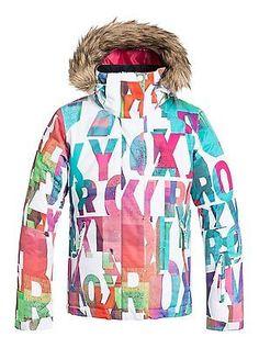Roxy-Girls-7-14-American-Pie-Snowboard-Jacket-Girls-White-WBB5