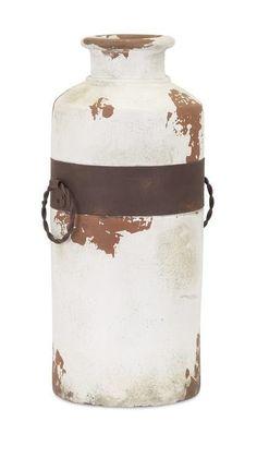 Gotham Terracotta Vase