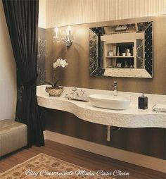 Espelhos Venezianos para Decorar e Encantar!!! 30 Ambientes Maravilhosos!
