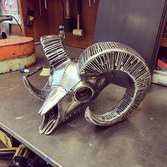 Welding Art Projects, Metal Art Projects, Metal Crafts, Welding Ideas, Metal Art Sculpture, Steel Sculpture, Metal Sculptures, Abstract Sculpture, Bronze Sculpture