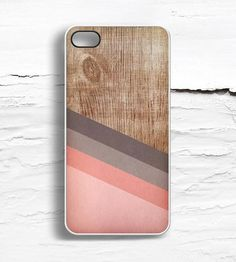 iPhone Geometric Striped Wood Pattern Case by Hello Nutcase on Scoutmob Shoppe