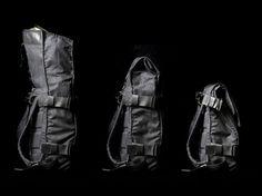 Wenn es doch mal auf die Größe ankommt, ist es gut eine Tasche zu haben, die sich den Bedürfnissen flexibel anpassen lässt. Magnitude Backpack heisst der Rucksack von Modern Industry, der sich beei…