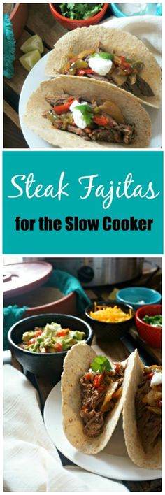 Slow Cooker Steak Fa