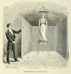 ilustración magia 1897 02 Ilustración de un libro de estilo victoriano de la magia en 1897 diversas informaciones bono