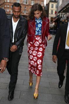 African Fashion Is Hot Estilo Zendaya, Zendaya Style, African Wear, African Dress, African Fashion, Street Chic, Street Style, Up Girl, Mode Style