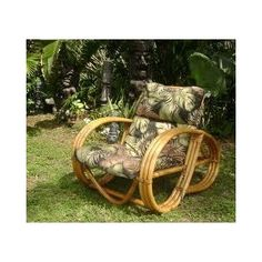 Bengal Basket - CH035 Cane Armchair