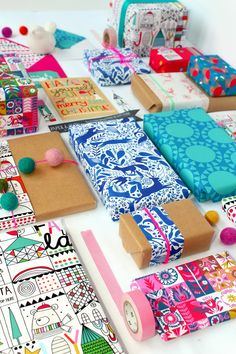 P&C xmas giftwrap launched in new notonthehighstreet store