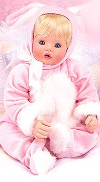 Mommy Loves Me™ - Honey Bunny......Susan Wakeen I LOVE THIS DOLL! SHE AND MY LAMBIE PIE LOOK BEAUTIFUL TOGETHER.