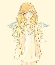 I read the whole book series maximum ride and Angel was definatly one of my favorite characters.