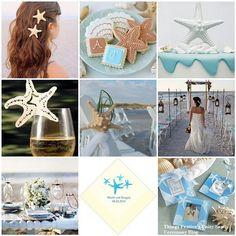 Beach Theme Wedding Decorations | 6221553748_6c97d27427_z.jpg