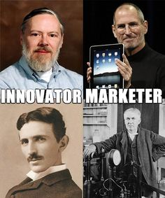 Innovator VS Markete...