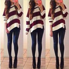 Teen Fashion. love this outfit just would wear with vans or combat boots.
