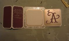 Inside Mothers Day card.....DAAC
