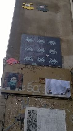 Street Art - Paris, Marais