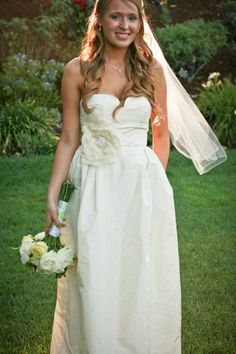 oncewed.com jcrew sascha.. I love love love this!!!