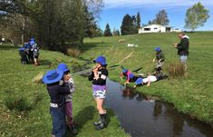 Southern Otago's streams are set to be in much better health in future, after farmers and locals saw a need to teach the next generation about looking after their rural environment. Environmental Education, Better Health, Science And Technology, Farmers, The Fosters, Health And Wellness, Southern, Mindfulness, Teaching