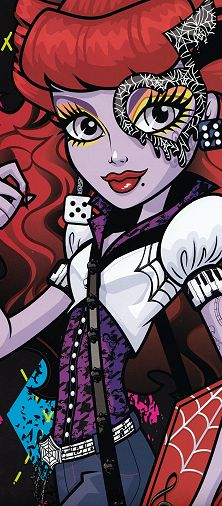19 Best Operetta Images Ever After High Monster High Characters