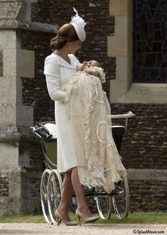 July 5/Christening lovely but i had kinda hoped she would go for pink