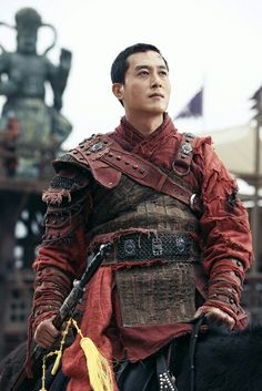 Kim Joo-hyuk as Kim Jun God of war Kim Joo Hyuk, Character Inspiration, Character Ideas, Space Fashion, Medieval Fashion, India, God Of War, Asian Style, Costumes