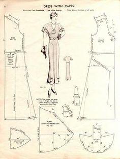Fine Diy 1950S Skirt Free Vintage Sewing Draft Pattern Sewingness Hairstyles For Women Draintrainus