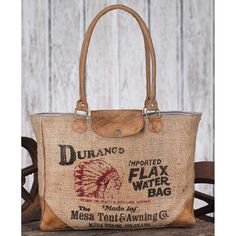 decor steals instagram photo - Man oh man it is LVE! This bag has a vintage style makeover and we cannot get enough! Hurry to decorsteals.com to grab one, they will NOT last long #decorsteals #decorstealsaddict #vintage #home #decor #vintageinspired #vintagelifestyle #farmhouseliving #burlap #bag #tote #durangowaterbag #durango https://www.instagram.com/p/BFG8SGOkThP/ via bHome https://bhome.us
