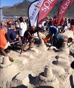 Valley Pre-Primary Sandcastle Competition 2013.  More info here: http://blog.galetti.co.za/2013/04/valley-pre-primary-sandcastle-competition-2013/