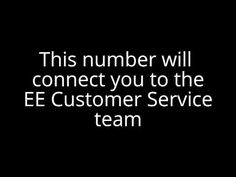 If your looking for the best way to find the EE customer service number, then look no further we have found the number that will get you through to the customer helpline at EE - 0843 850 2052, you can call this number 24 hours a day 7 days a week. If they cant help you here they will definitely be able to transfer you to the correct department.